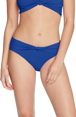Robin Piccone Olivia Knot Hipster Bikini Bottoms