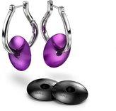 Breil Milano Women's Earrings Stainless Steel TJ1229 Secretly