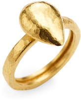 Gurhan Women's 24K Yellow Gold Pear Ring