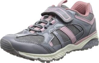 Geox Girls J Bernie D Low-Top Sneakers