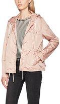 New Look Women's Zip Through Pac-A-Mac Raincoat