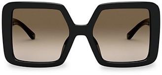 Tory Burch 52MM Oversize Square Sunglasses