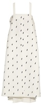 Ellery Banksia A-line embroidered tunic