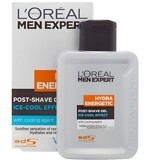L'Oreal Men Expert Hydra Energetic Post-Shave Gel Ice-Cool Soothing Effect 100ml