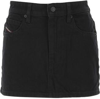 Diesel De-Eisy Mini Skirt