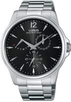 Lorus Men's RP857A Dress Stainless Steel Multi-Dial Wrist Watch