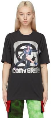 Telfar Black Converse Edition TC T-Shirt