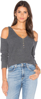 LnA Nix Long Sleeve Top