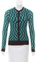 Missoni Patterned Two-Piece Cardigan Set