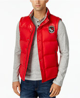 Buffalo David Bitton Mens Solid Compact Vest, A Macy's Exclusive Style
