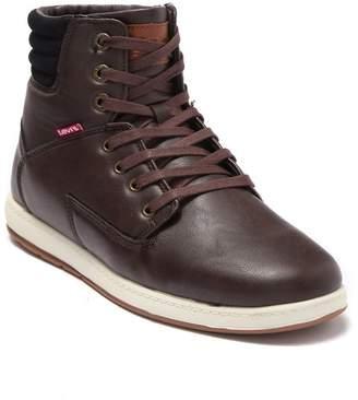 Levi's Fletcher II Burnished High-Top Sneaker