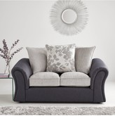 VivaFabric Compact 2 Seater Scatter Back Sofa
