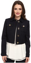 MICHAEL Michael Kors Cropped Jacket