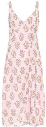 Acne Studios Floral-printed dress