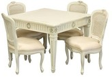 The Well Appointed House Juliette Table and Chair Set