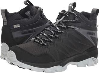 Merrell Thermo Freeze Mid Waterproof (Black/Vapor) Women's Hiking Boots