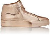 Buscemi Women's Women's 90MM High-Top Sneakers-PINK