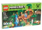 Lego Minecraft(TM) The Jungle Tree House - 21125