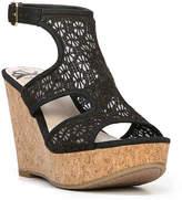Fergalicious Women's Kendra Wedge Sandal