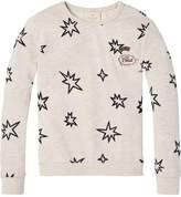 Scotch & Soda Crew Neck Sweatshirt