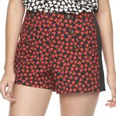 Disney Disney's Alice Through the Looking Glass Designer Collection by Colleen Atwood Sailor Shorts - Women's