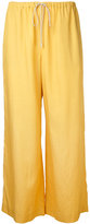 ASTRAET wide leg trousers - women - Cupro - 0