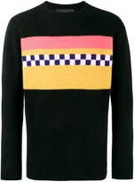 The Elder Statesman Gofa striped jumper