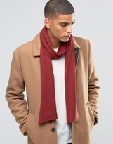 Selected Homme Scarf Leth
