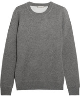 Michael Kors Cashmere-blend Sweater - Gray
