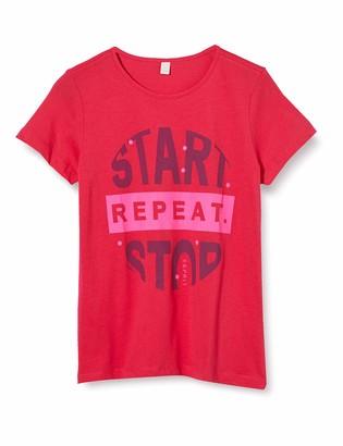 Esprit Girl's Rq1021502 T-Shirt Ss