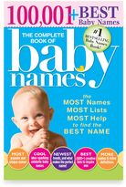 Bed Bath & Beyond 100,001+ Best Baby Names - The Complete Book of Baby Names, 3rd Edition