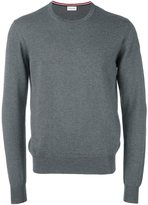 Moncler classic knit sweater - men - Virgin Wool - S