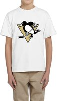 Hera-Boom Youth's 2016 Stanley Cup Playoffs Pittsburgh Penguins T-shirts X-Large White