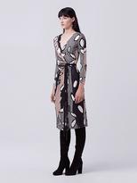 Diane von Furstenberg Elizabel Wrap Dress