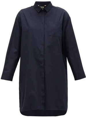Max Mara S Luce Shirt - Womens - Navy