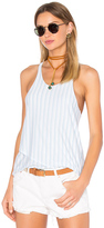 Bella Luxx Double Layer Racer Tank