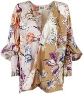 Fausto Puglisi Floral Printed Shirt