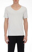Raquel Allegra MEN'S SCOOPNECK T-SHIRT