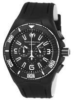 Technomarine Men's Cruise 46mm Silicone Band & Case Quartz Watch Tm-115023