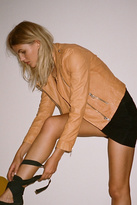 Doma Womens BIKER LEATHER JKT