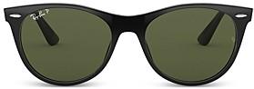 Ray-Ban Unisex Polarized Sunglasses, 52mm