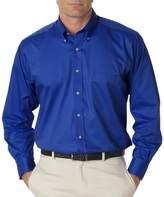 Van Heusen V0521 Men's Long-Sleeve Dress Twill