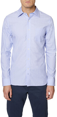 Hickey Freeman Woven Shirt