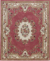 Km Home Closeout! Km Home Dynasty Aubusson 5' x 8' Area Rug, Created for Macy's