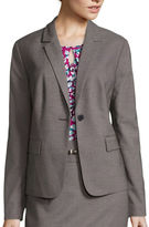 Liz Claiborne Long-Sleeve Suiting Blazer - Tall