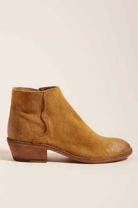 Frye Carson Low Ankle Boots