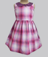 Jelly Ombré Flannel Pixie Dress - Infant Toddler & Girls