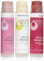 Juice Beauty Lip Trio, SPF 8 Lip Moisturizers