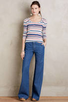 MiH Jeans Loon High-Rise Flare Jeans