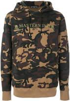 Mastermind Japan camouflage print hoodie